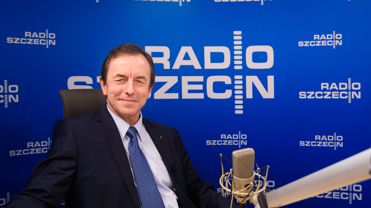 Tomasz Grodzki Fot. Łukasz Szełemej [Radio Szczecin]