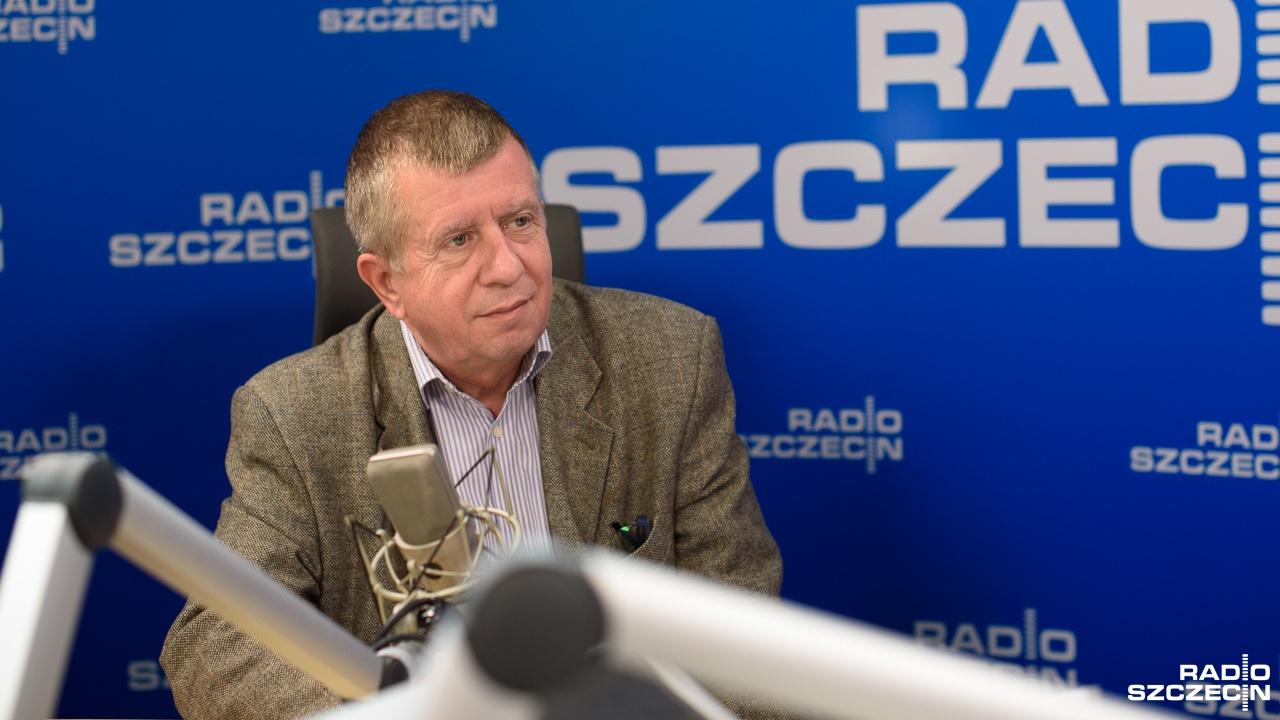 Michał Jach. Fot. Konrad Nowak [Radio Szczecin]