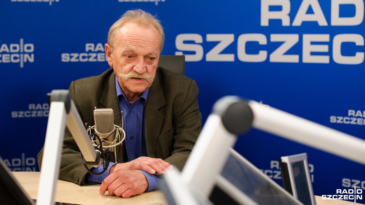Andrzej Durka. Fot. Konrad Nowak [Radio Szczecin]