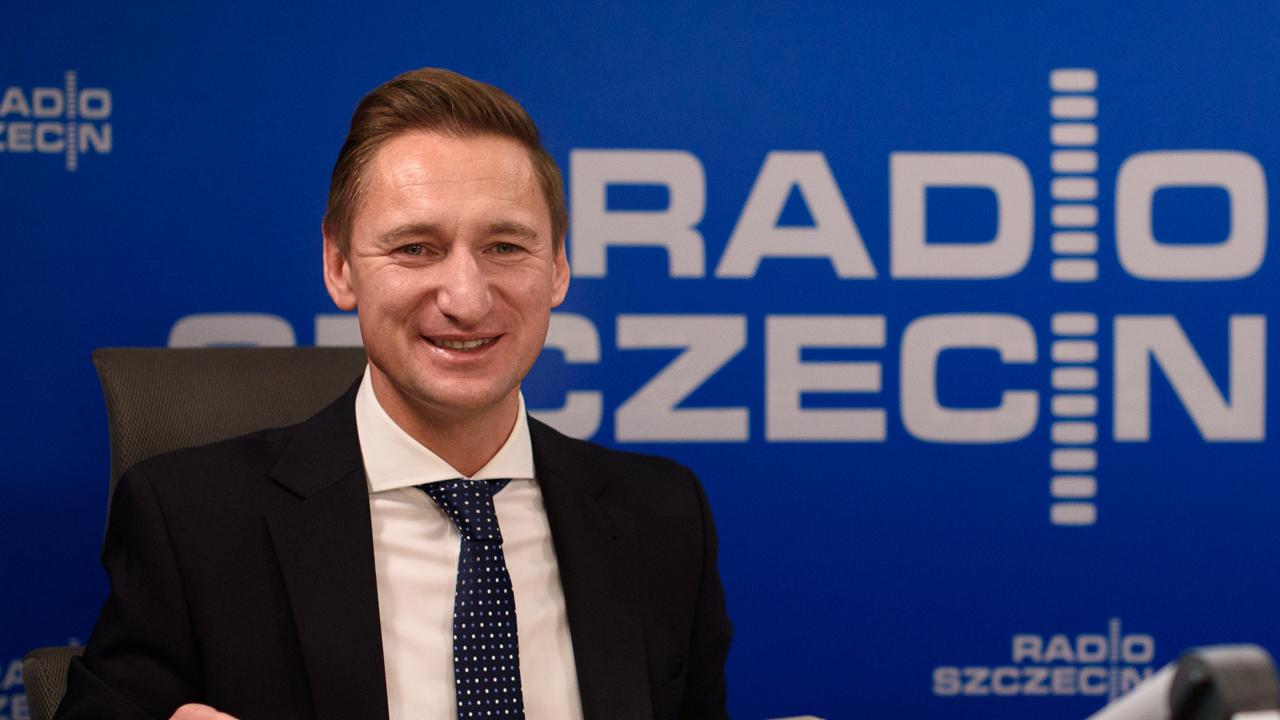 Olgierd Geblewicz. Fot. Konrad Nowak [Radio Szczecin]