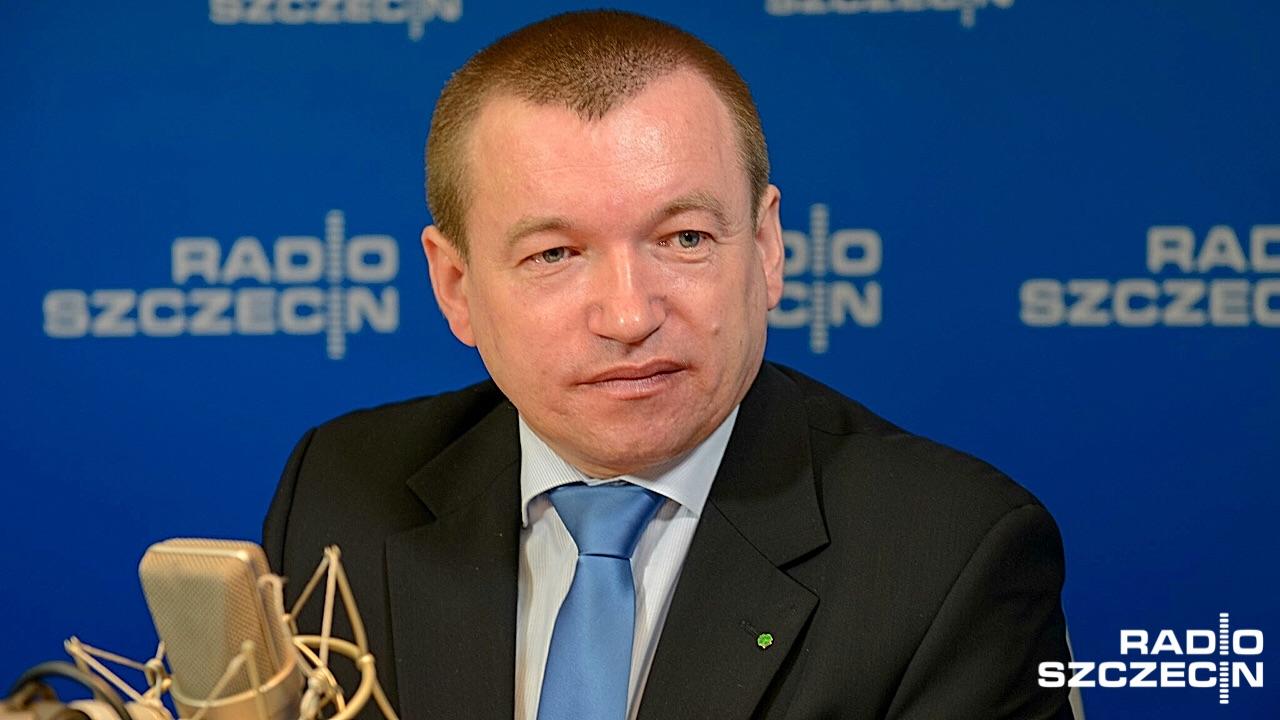 Jarosław Rzepa. Fot. Jarosław Gaszyński [Radio Szczecin]