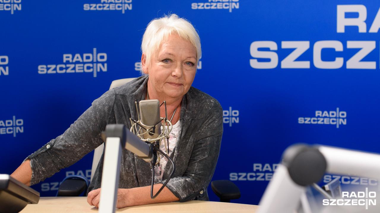Posłanka PO, Magdalena Kochan. Fot. Konrad Nowak [Radio Szczecin]
