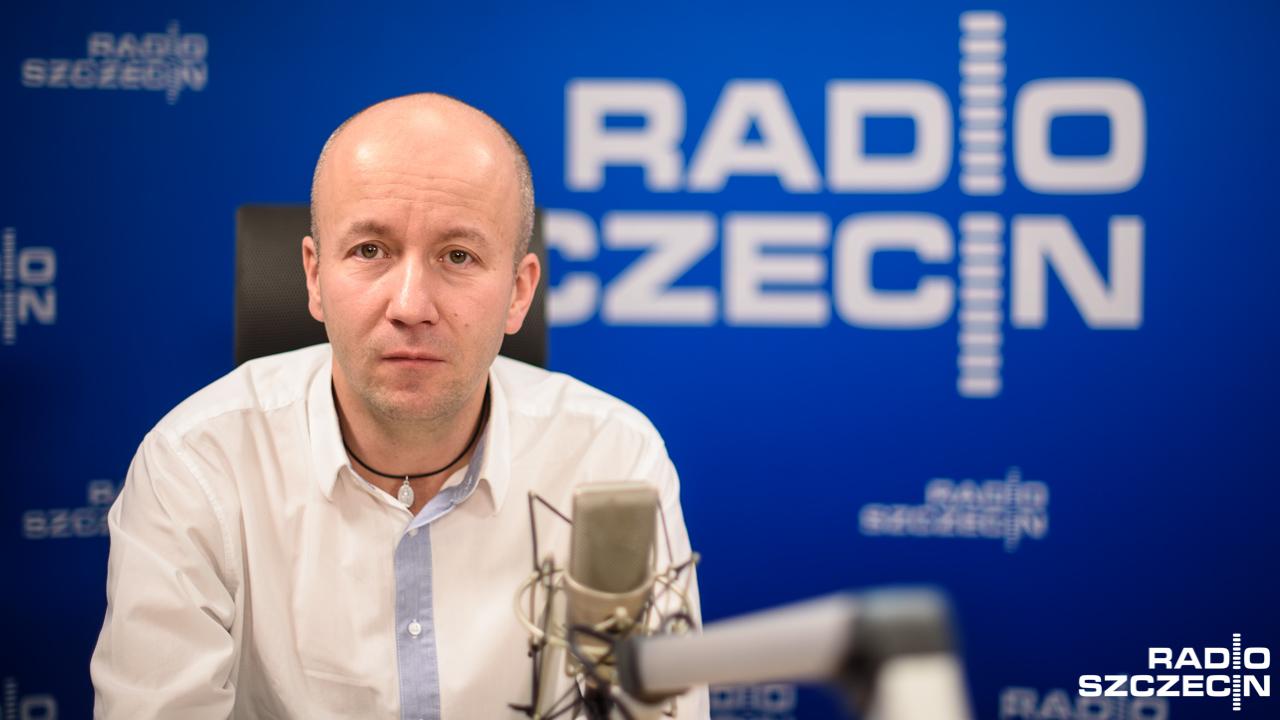 Marek Duklanowski. Fot. Konrad Nowak [Radio Szczecin]