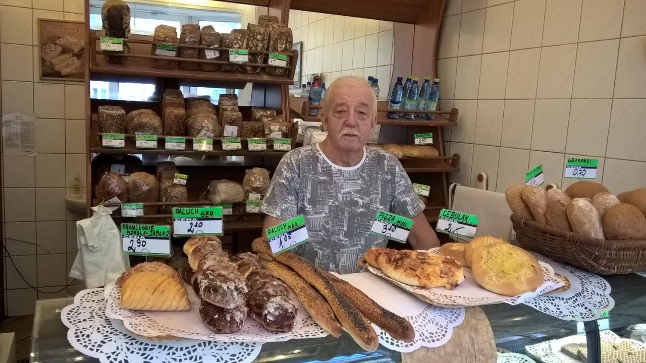 70 lat chleba szczecińskiego. Fot. Zdzisław Tararako [Radio Szczecin]