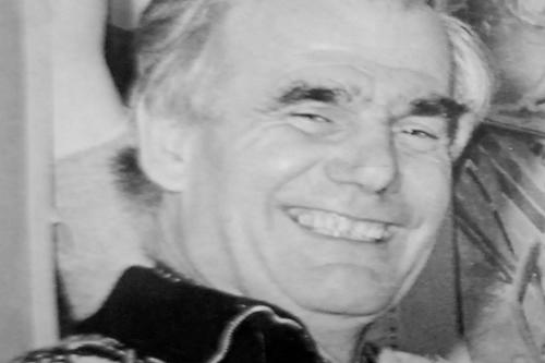 Zbigniew Bienioszek. Reprodukcja Łukasz Szełemej.