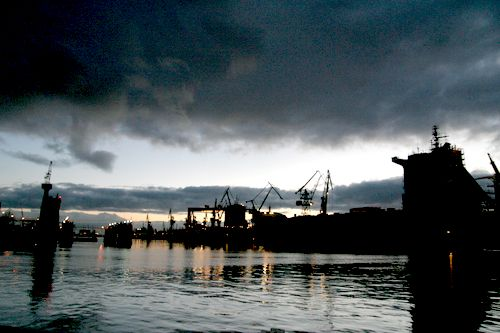 Rozmowy w sprawie sprzedaży stoczni