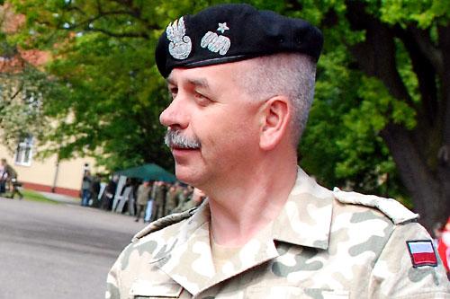 Zmiana dowódcy w 12 Brygadzie