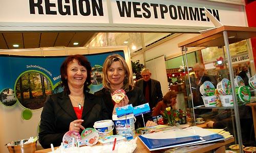Grne Woche w Berlinie z udziałem firm z regionu