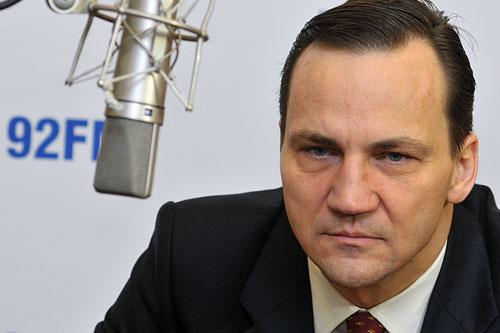 Minister Spraw Zagranicznych o gazociągu
