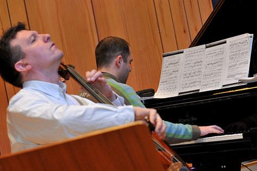Koncert chopinowski w studiu S-1