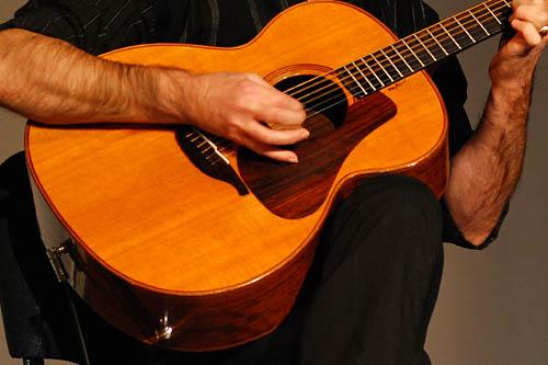 Inauguracja cyklu koncertów gitarowych
