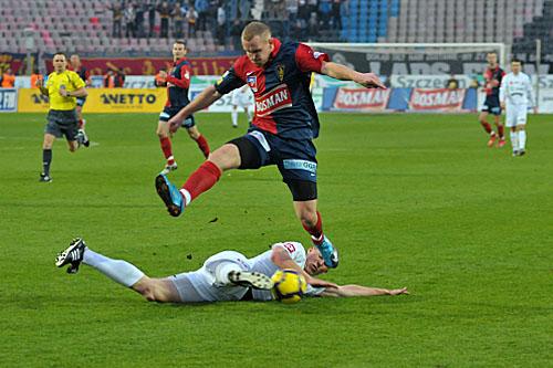 Pogoń Szczecin - MKS Kluczbork 0-1