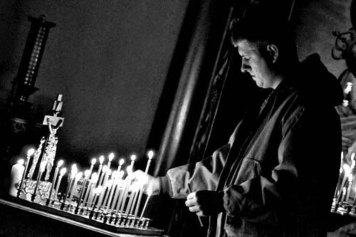 Prawosławni i ewangelicy modlili się w intencji ofiar