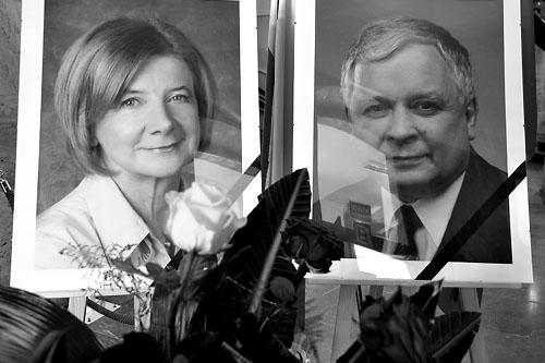 Pogrzeb pary prezydenckiej w niedzielę