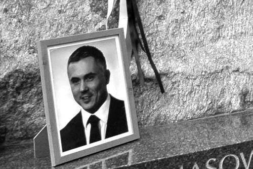 Pogrzeb Sebastiana Karpiniuka w środę