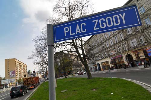 Rondo pamięci ofiar katastrofy smoleńskiej w Szczecinie?