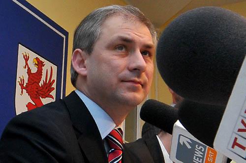 Kandydat na Prezydenta RP ze Szczecina