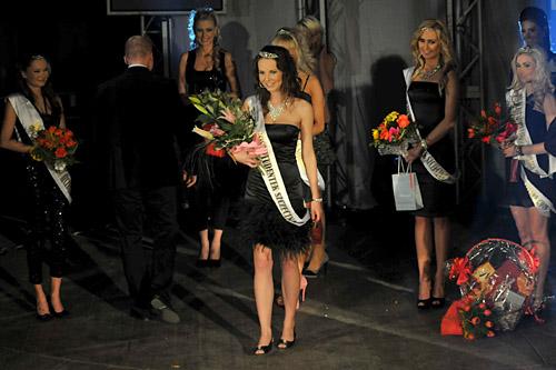 Mariola Wojtanowska Miss Studentek Szczecina