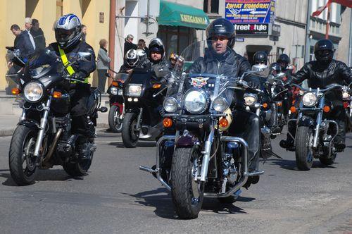 Trzebiatów: Otwarcie sezonu motocyklowego