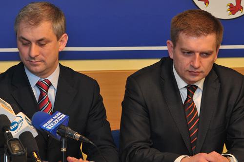 Arłukowicz nie chce być rzecznikiem kandydata Napieralskiego