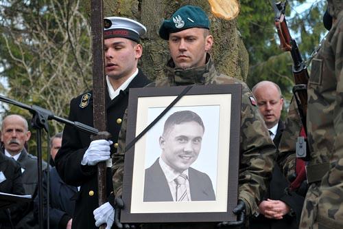 Sebastian Karpiniuk Honorowym Obywatelem Kołobrzegu