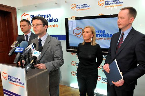 Kandydaci na kandydatów zmierzą się w TVP Szczecin
