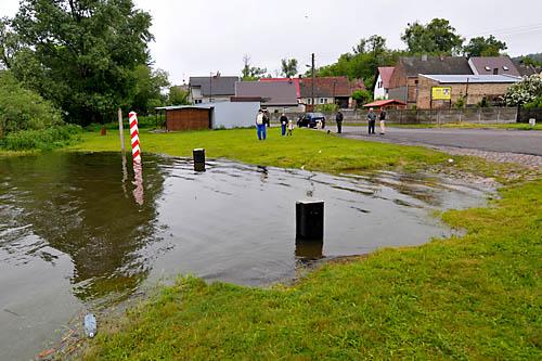 Szkody po powodzi wstępnie oszacowane