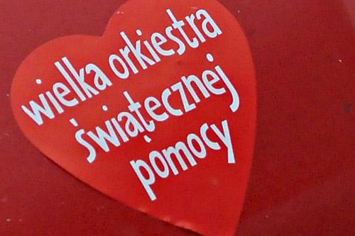 WOŚP zagra w lipcu w Szczecinie
