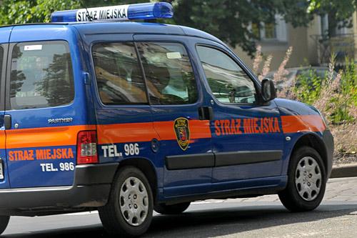 Prokuratura bada zachowanie dwóch strażników miejskich