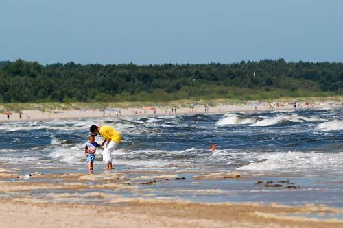 Świnoujście ma najlepszą plażę w Polsce?