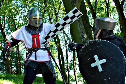 Miecze na bitwę pod Grunwaldem ze Szczecina