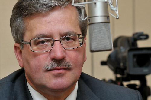 Komorowski: Mimo różnic Polska jest wspólną własnością i zadaniem