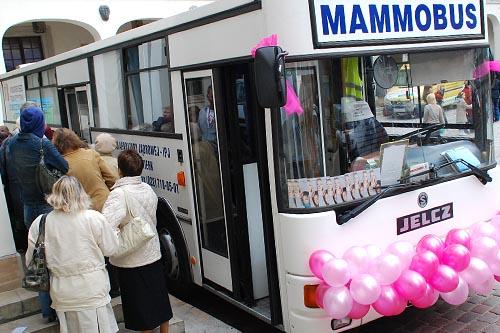 Od piątku mieszkanki Kołobrzegu będą mogły poddać się bezpłatnemu badaniu mammograficznemu. Fot. Łukasz Szełemej [PR Szczecin/Archiwum]