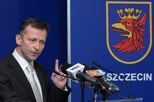 Lipiński: Szczecin nie ukrywa swojego zadłużenia