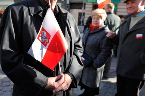 Katastrofa smoleńska odcisnęła na Polsce równie trwałe piętno jak śmierć prezydenta Narutowicza-uważa politolog dr Janusz Jartyś. Fot. Łukasz Szełemej [PR Szczecin]