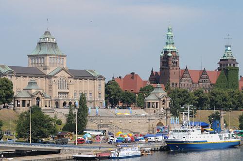 Szczecin świętował na Wałach Chrobrego i Różance