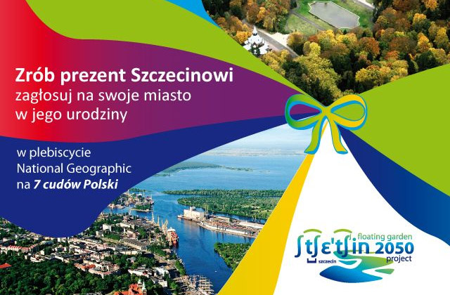 """""""Zrób prezent dla Szczecina"""""""