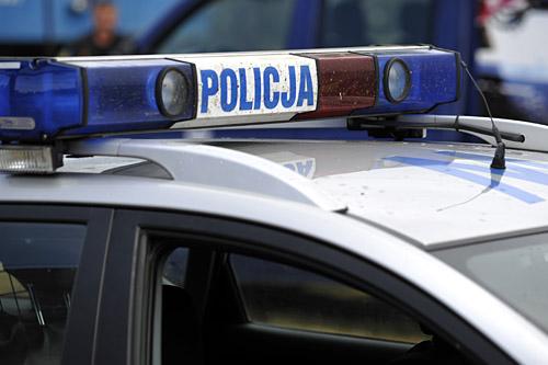Policjanci z Gryfina zatrzymali złodzieja...kabla