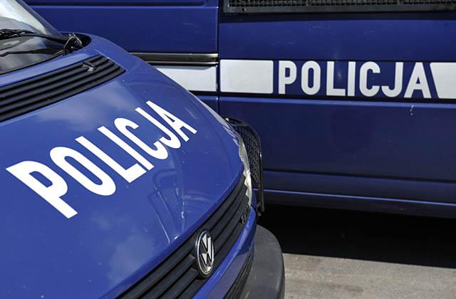 Właściciel 75 samochodów w rękach policji