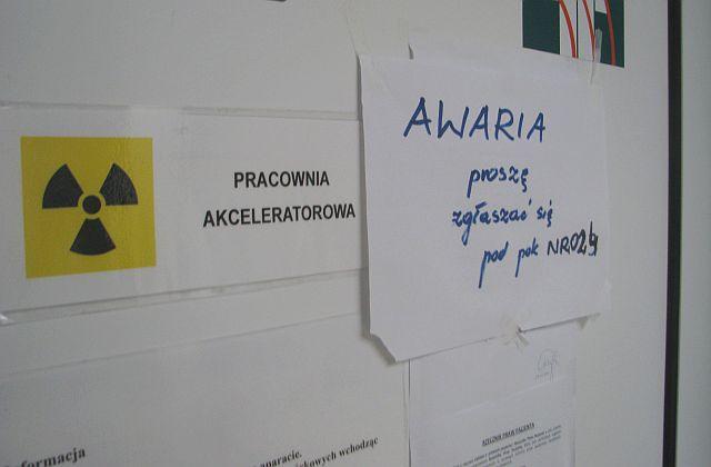 Szczecin: Urządzenie ratujące życie chorym na raka nie działa