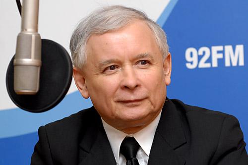 Jarosław Kaczyński przyjedzie do Szczecina i Polic