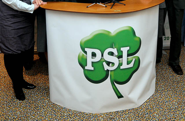 """PSL: """"Człowiek jest najważniejszy"""""""
