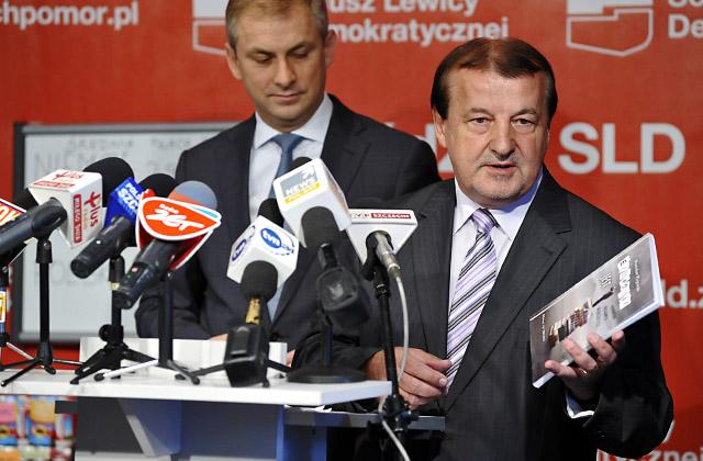 Kandydat SLD zaprasza konkurentów do debaty