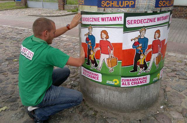 Propolska akcja niemieckich Zielonych
