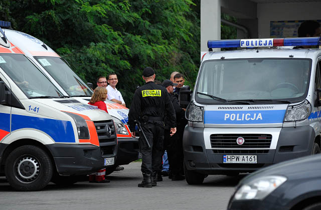 Strzelanina w Szczecinie [WIDEO, ZDJĘCIA]