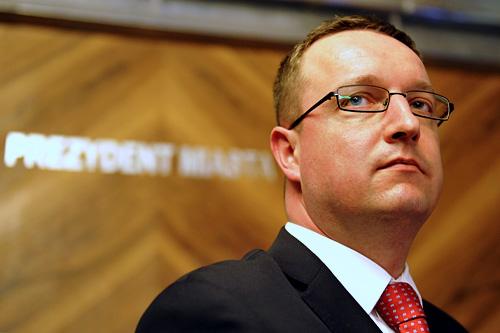 Wiceprezydent znów jedzie do Warszawy rozmawiać o szybkim tramwaju