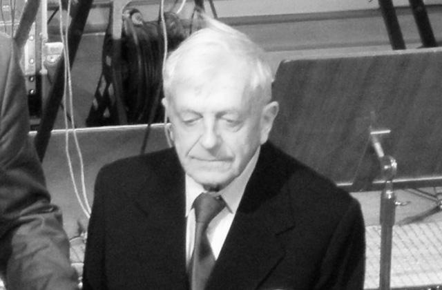 Zmarł Wojciech Czyżowski