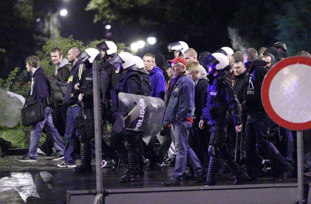 Świnoujście: Sprzeczne relacje kibiców i policji