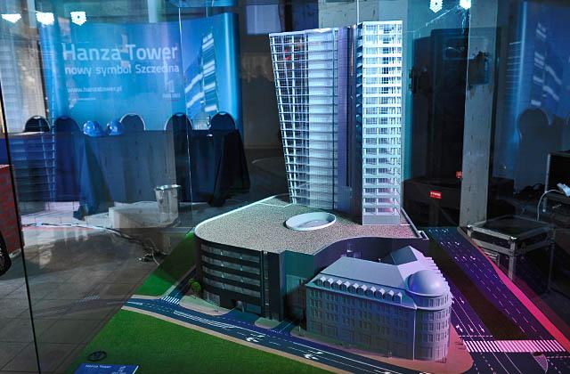Hanza Tower za 2 lata i 220 mln zł