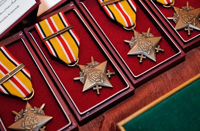 Odznaczenia dla zachodniopomorskich żołnierzy [ZDJĘCIA]